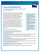 Charles River Wealth Hub