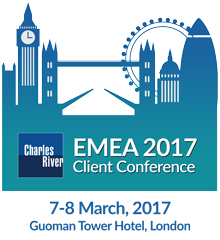 Charles River 2017 EMEA Client Conference Logo