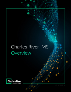 Charles River Investment Management Solution (IMS)
