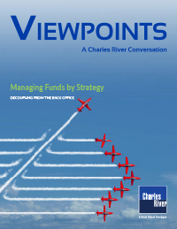 Viewpoints: Managing Funds by Strategy - Decoupling from the Back Office