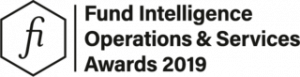 Fund Intelligence Operations and Services Awards 2019 Logo