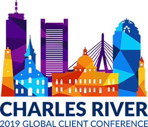 Charles River 2019 Global Client Conference Logo