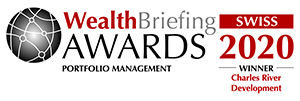 WealthBriefing Switzerland Awards 2020