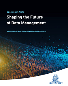 Speaking of Alpha: Shaping the Future of Data Management