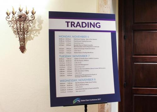 Trading Track
